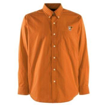 Bowling Green Falcons Long Sleeve Button Front Shirt Men