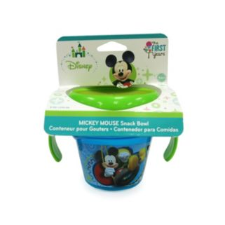 Disney Mickey Mouse and Friends Snack Bowl