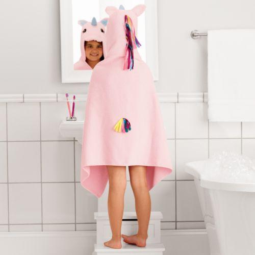 Jumping Beans® Unicorn Bath Wrap