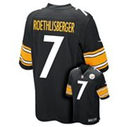 Boys 8-20 Nike Pittsburgh Steelers Ben Roethlisberger Jersey