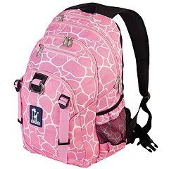 Wildkin Giraffe Serious Backpack - Kids
