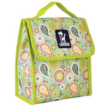 Wildkin Bloom Munch 'n Lunch Bag - Kids