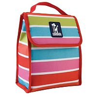 Wildkin Bright Stripes Munch 'n Lunch Bag - Kids