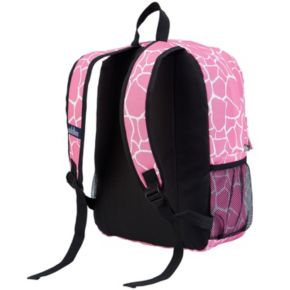 Wildkin Giraffe Crackerjack Backpack - Kids