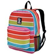 Wildkin Bright Stripes Crackerjack Backpack - Kids