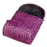 Wildkin Leopard Stay-Warm Sleeping Bag