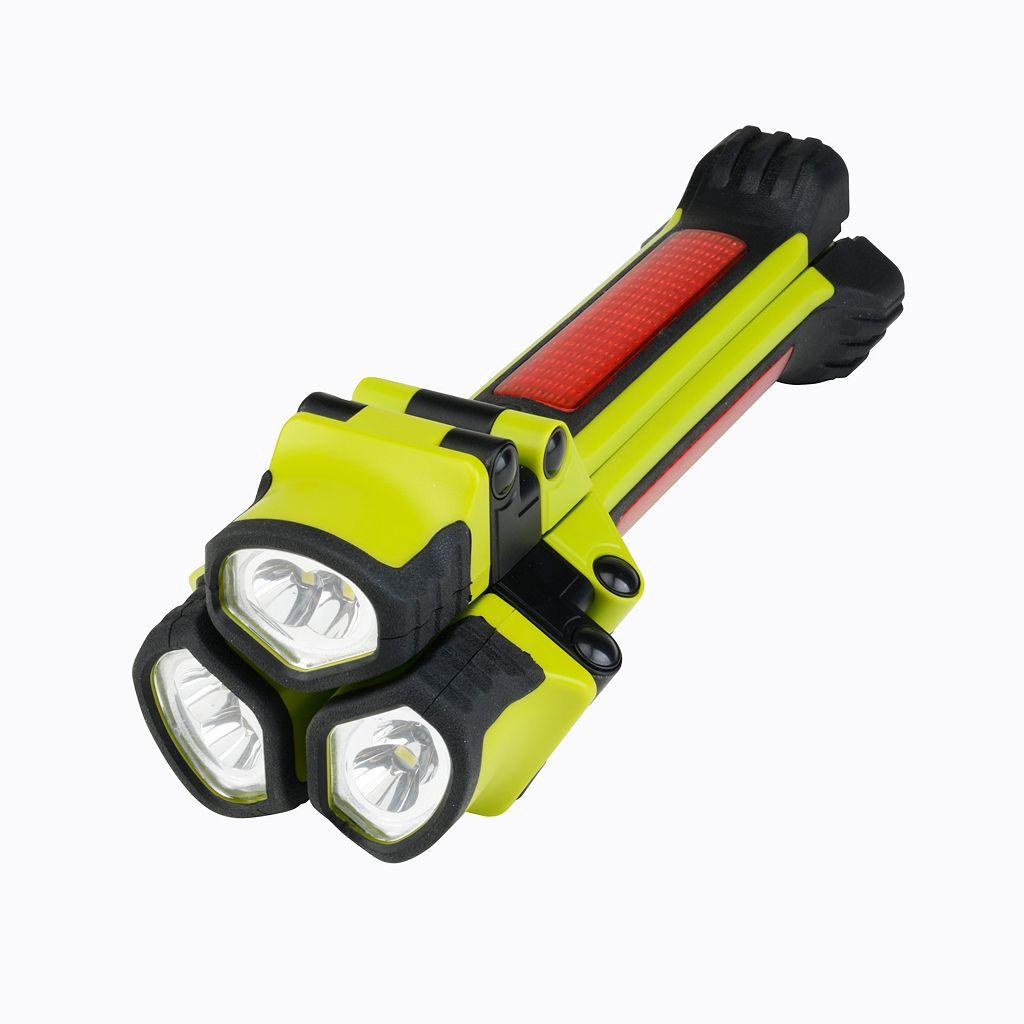 Smart Gear Roadside Emergency Tripod Light