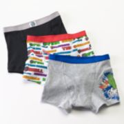 The Avengers 3-pk. Boxer Briefs - Boys 4-8