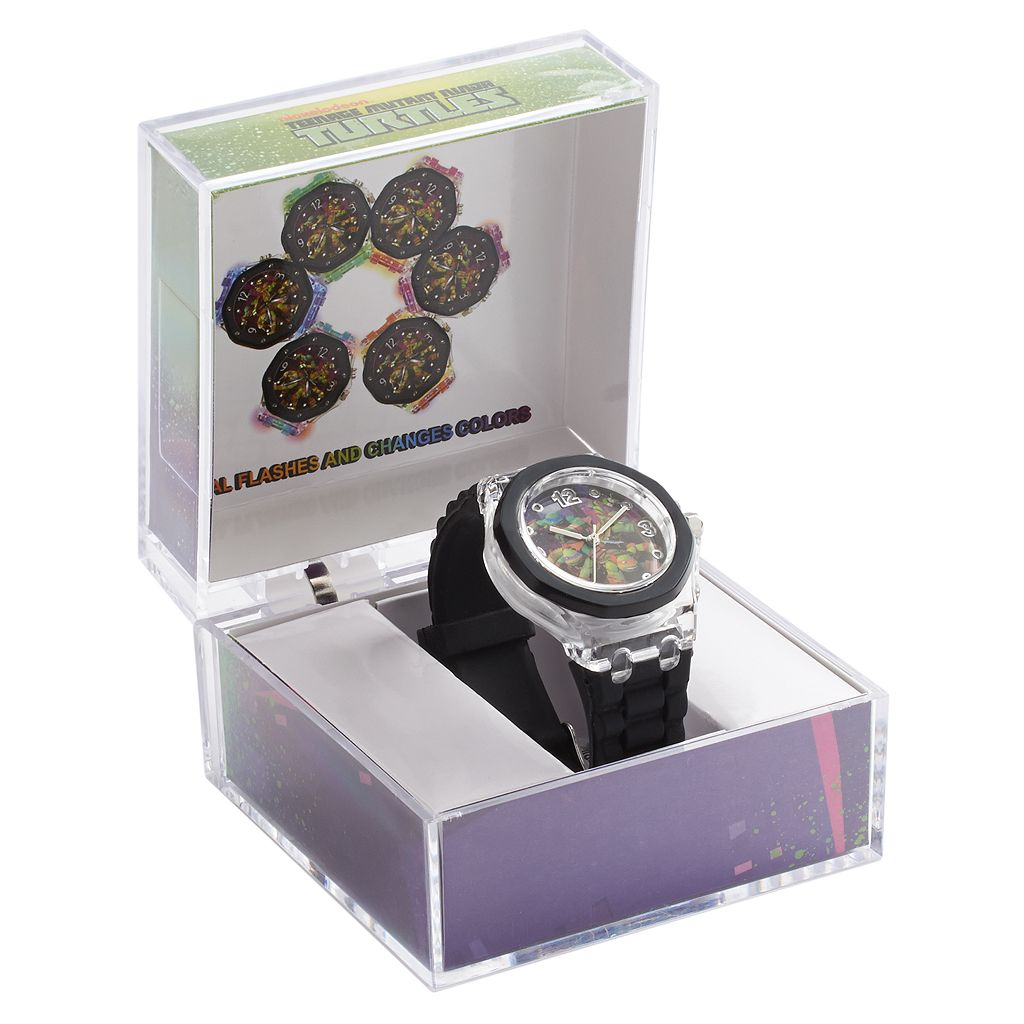 Teenage Mutant Ninja Turtles Light Up Watch - Kids