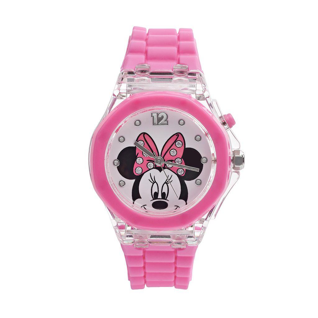 Disney Minnie Mouse Light Up Watch - Kids