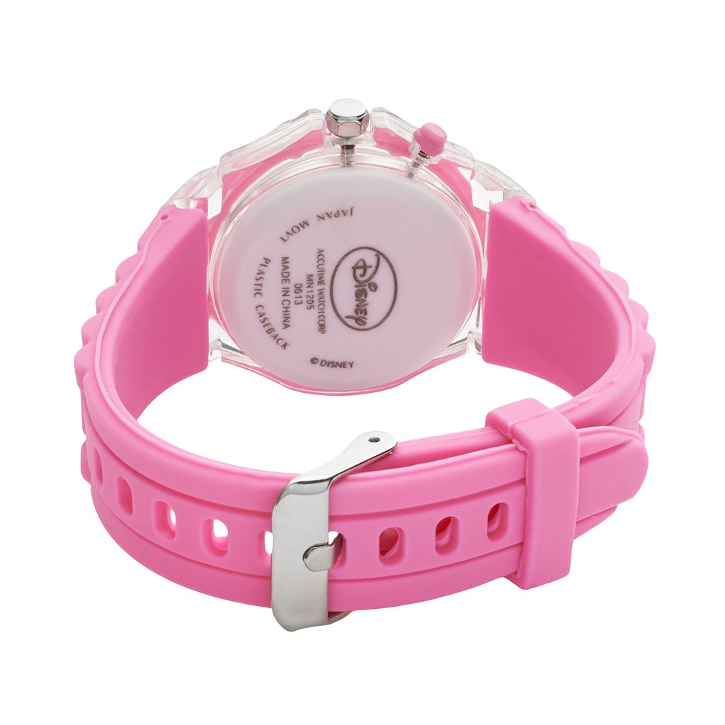 Disney Minnie Mouse Light Up Watch - Kids