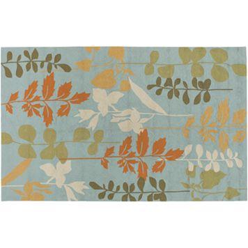 Artisan Weaver Woodway Floral Indoor Outdoor Rug - 2' x 3'