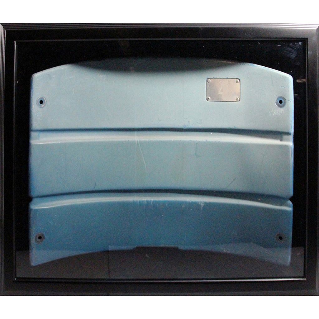 Steiner Sports Acrylic Snap In Seat Back Display Case