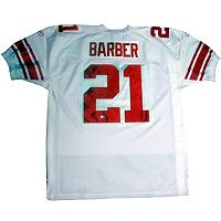 Steiner Sports Tiki Barber 2005 New York Giants Signed Jersey