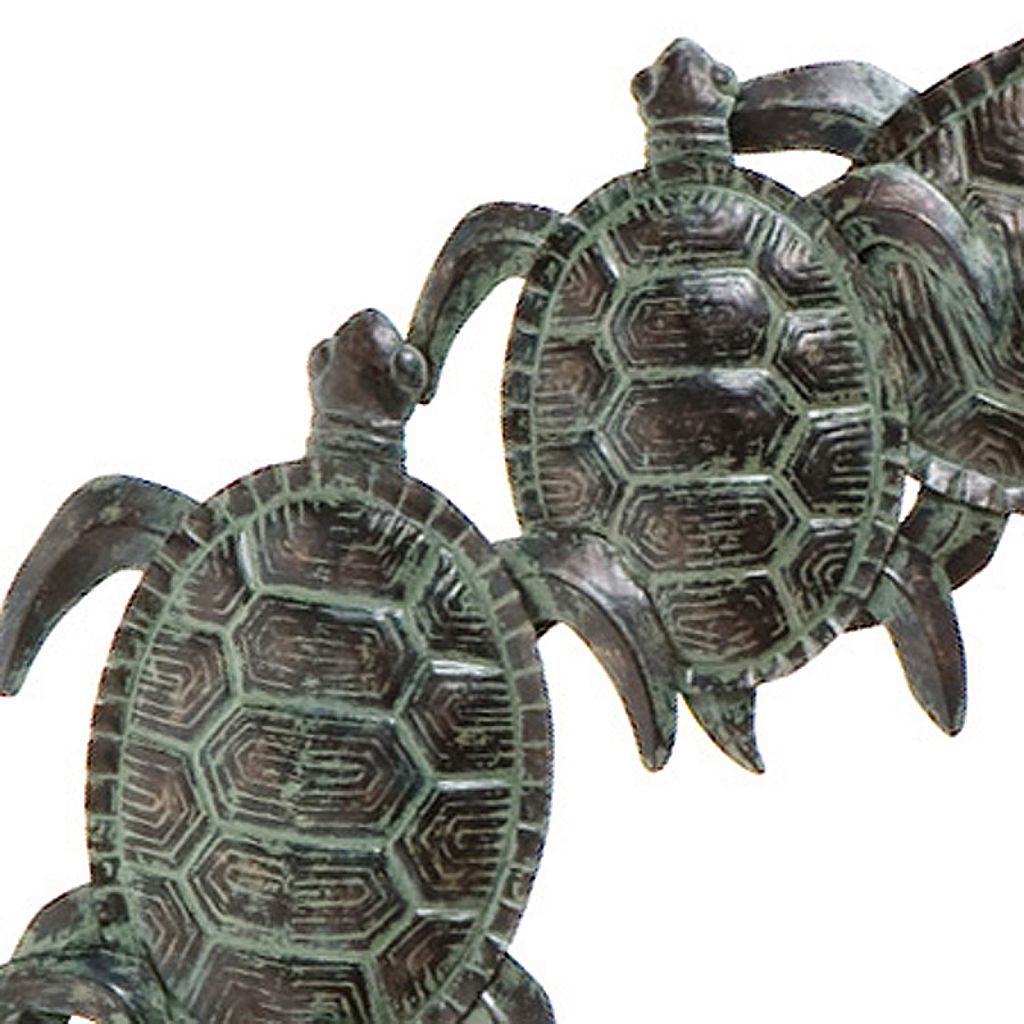 Lagoon Turtle Wall Decor