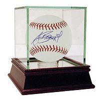 Steiner Sports AJ Burnett MLB Autographed Baseball