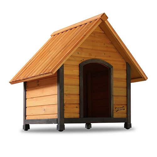 Pet Squeak Arf Frame Dog House - Medium