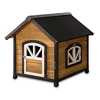 Pet Squeak Doggy Den Dog House - Medium