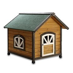 Pet Squeak Doggy Den Dog House - Large