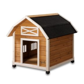 Pet Squeak The Barn Dog House - Large
