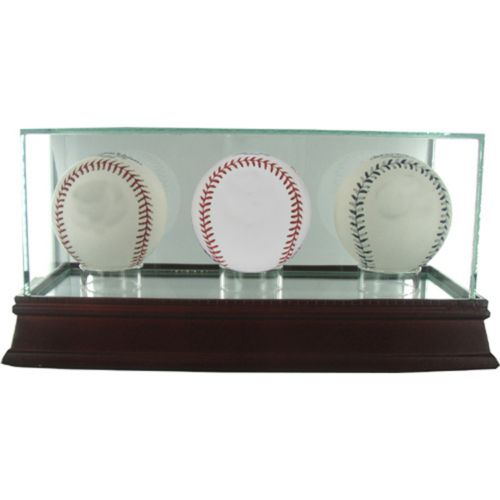 Steiner Sports Triple Baseball...