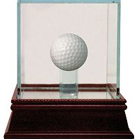 Steiner Sports Glass Golf Ball Display Case