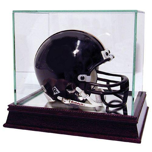 Steiner Sports Glass Mini Helmet Display Case