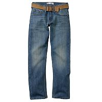 Boys 8-20 Lee Slim-Fit Jeans