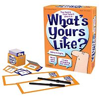 What's Yours Like? Party Game by Patch