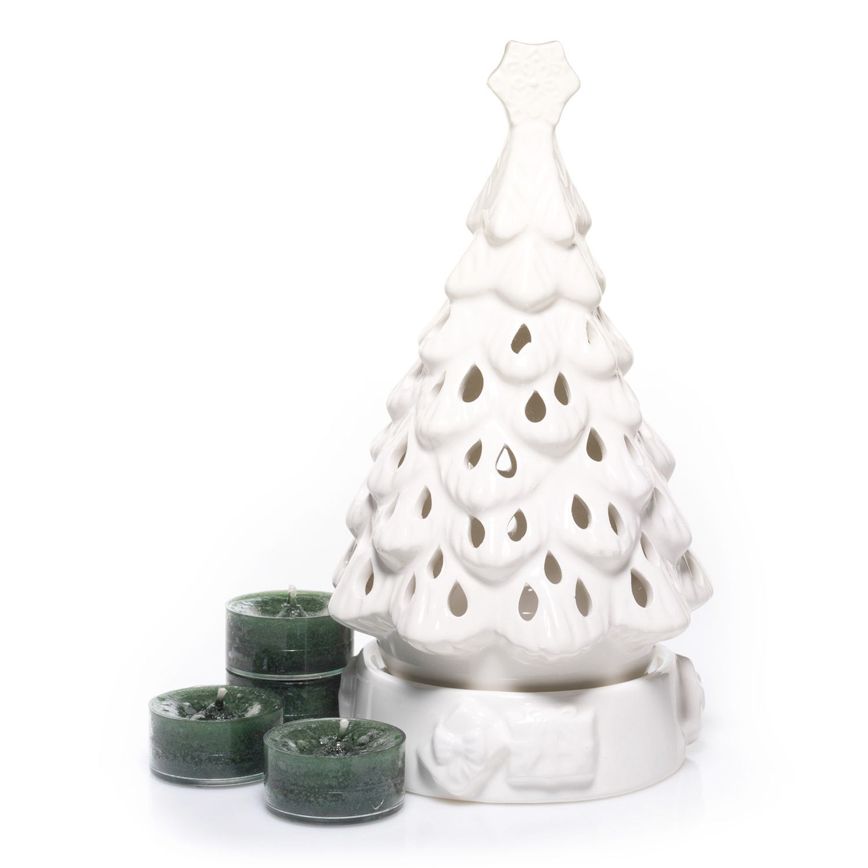 Yankee Candle 5-pc. Christmas Tree Balsam& Cedar Tealight ...