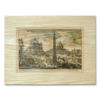 Ancient Cities Domes Wall Art