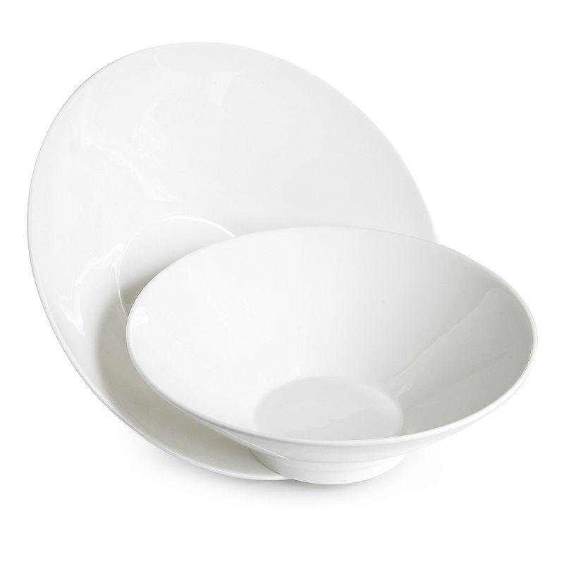 Carmona Tyron 2-pc. Salad Bowl Set