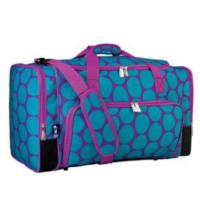 Wildkin Big Dots Weekender Duffel Bag - Kids