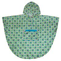 Wildkin Kaleidoscope Maize Poncho - Kids 4-7