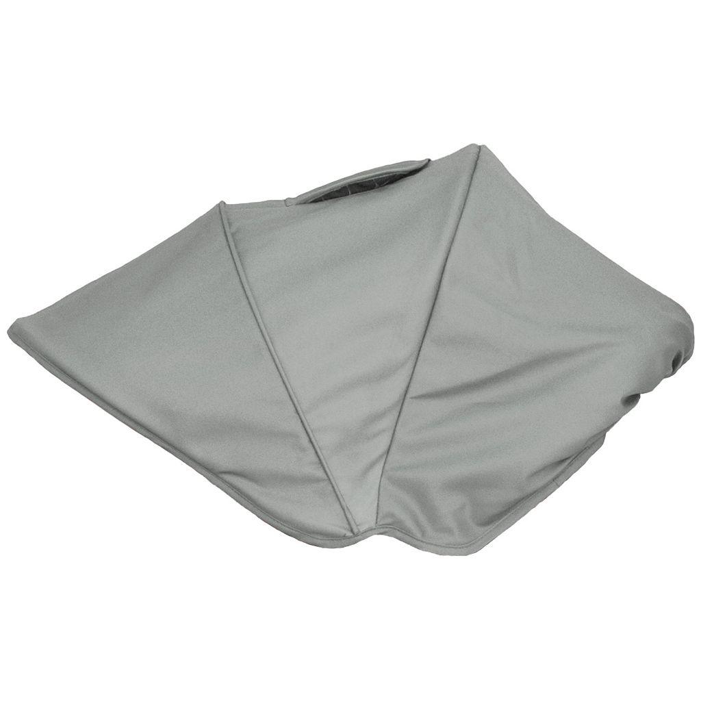 JJ Cole Broadway Color-Swap Canopy - Gray