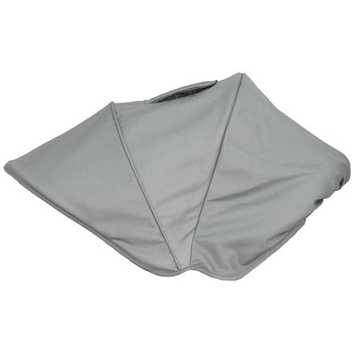 JJ Cole Broadway Color-Swap Canopy - Gray