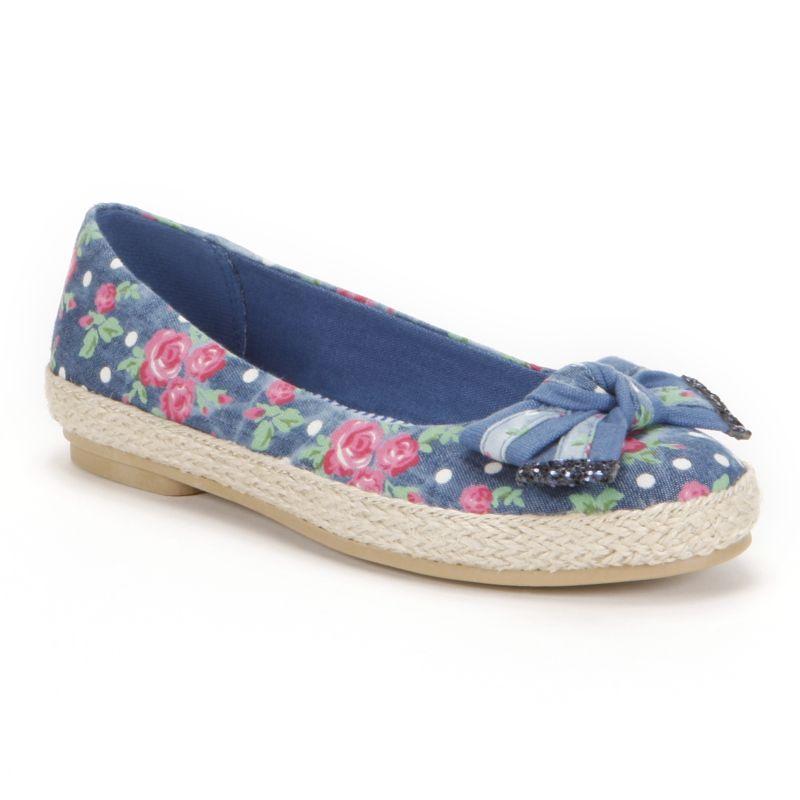 girls blue shoes kohl s