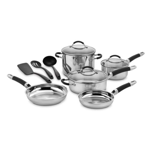Cuisinart Pro-Classic 11-pc. Stainless Steel Cookware Set