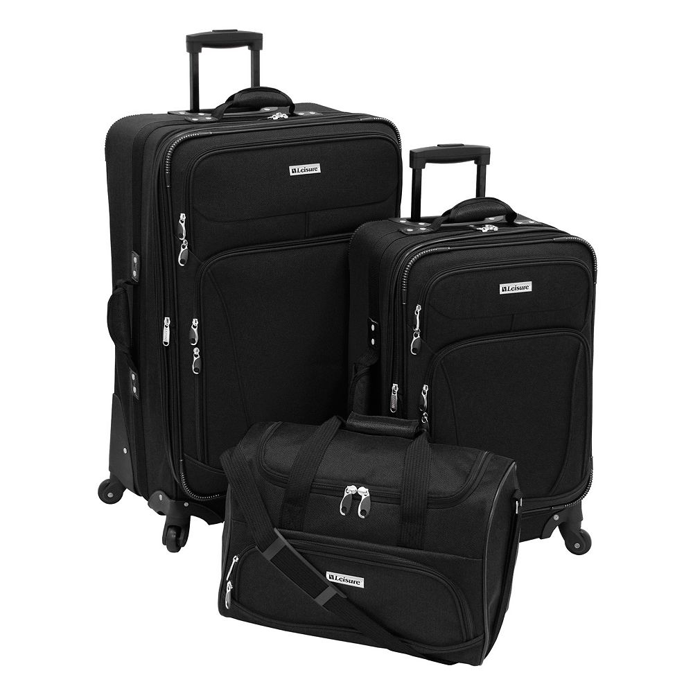 Getaway 3-pc. Luggage Set