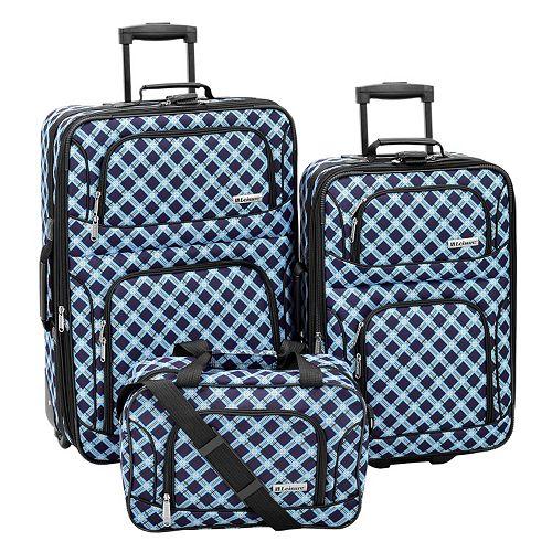 Trio 3-pc. Luggage Set