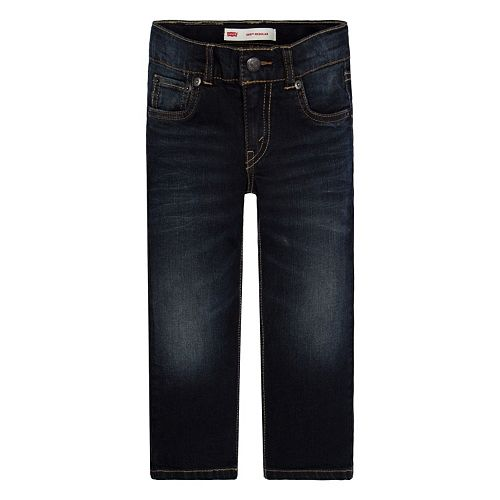Boys 4-7x Levi's 505 Straight Fit Jeans