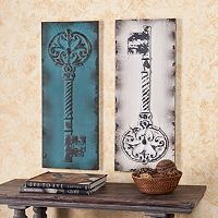 Ambrose 2 pc Key Wall Panel Set
