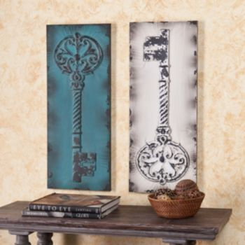 Ambrose 2-pc. Key Wall Panel Set
