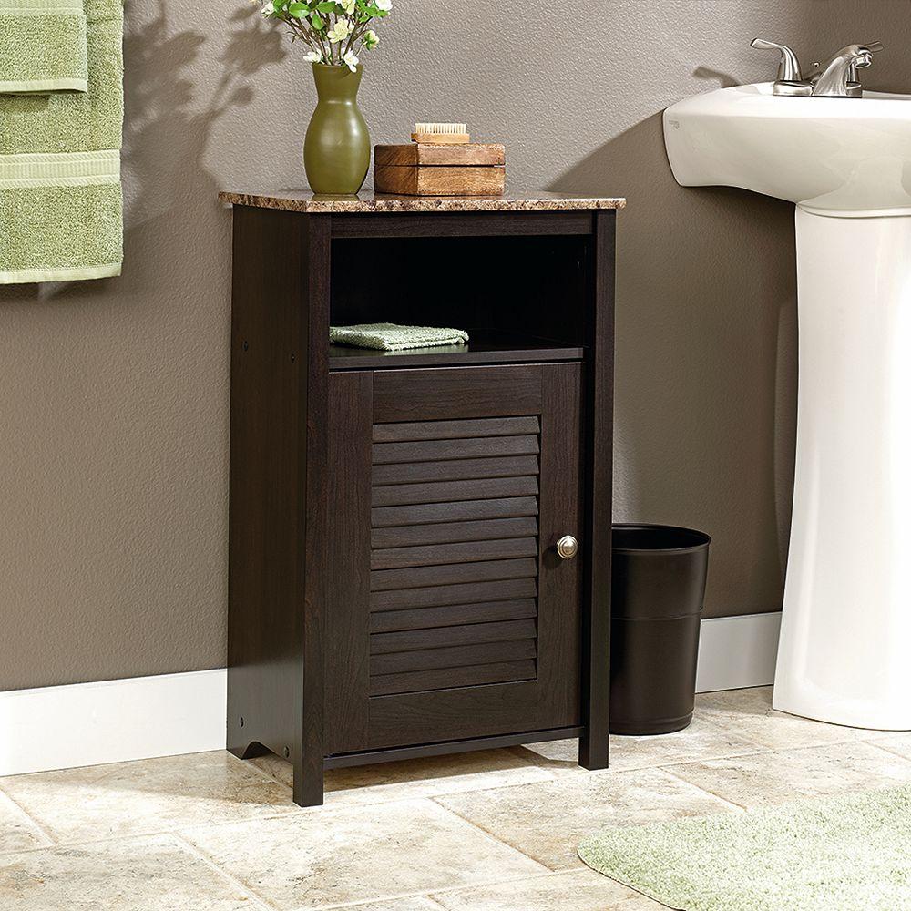 Sauder Peppercorn Floor Cabinet