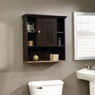 Sauder Peppercorn Wall Cabinet