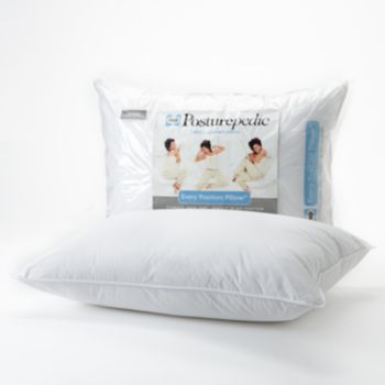 Sealy Posturepedic Every Position Jumbo Pillow