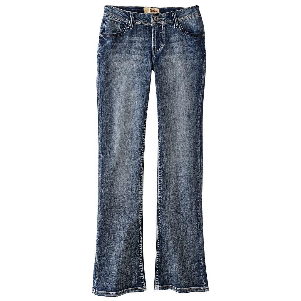 Girls 7-16 & Plus Size Mudd® Bootcut Jeans