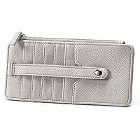 Apt. 9® Slim Organizer Wallet
