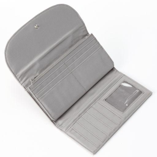 Apt. 9® Ruched Clutch Wallet