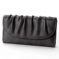 Apt. 9® Ruched Clutch Wallet